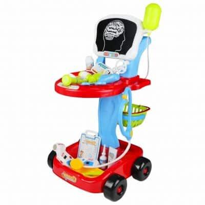 Doctor Cart Pretend Play Set