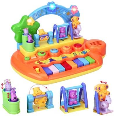 Forstart Learn-To-Play Musical Toy