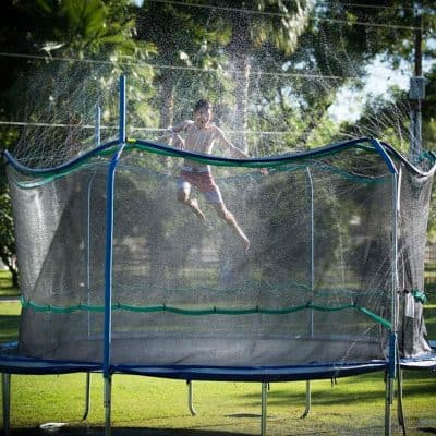 Trampoline Waterpack Outdoor Sprinkler
