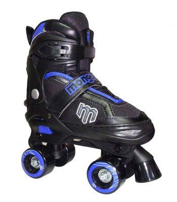 Mongoose Adjustable Quad Roller Skate