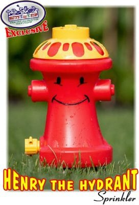 Henry the Hydrant Sprinkler