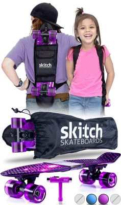 Skitch Premium Skateboard Gift Set