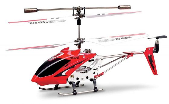 Syma S107/S107G RC Helicopter
