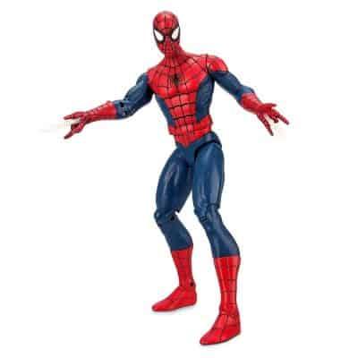 Marvel Spider Man Talking Action Figure Multi