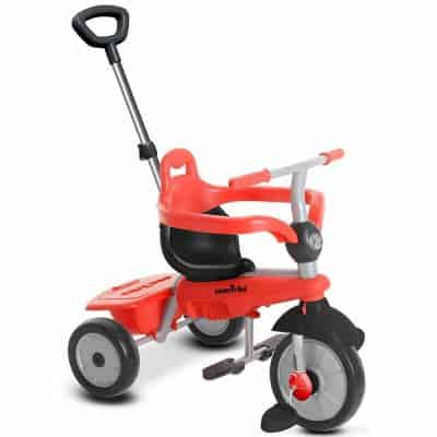 SmarTrike Breeze Baby Red Tricycle