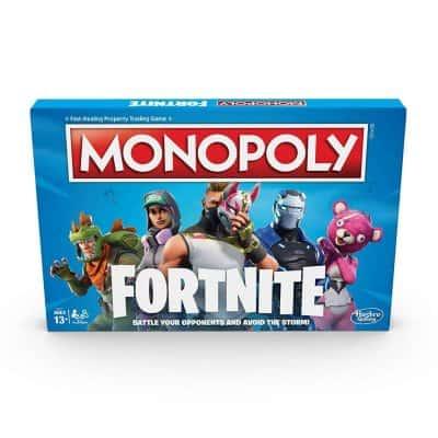 Monopoly Fortnite Edition Board Game