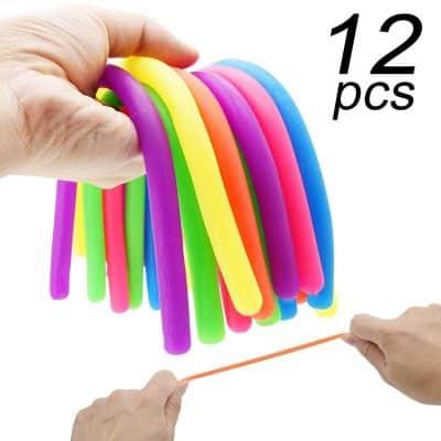 Enthur Stretchy String Fidget Sensory Toy