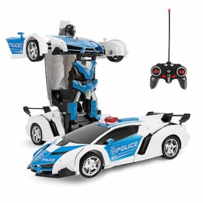 FIGROL Transform Car Robot