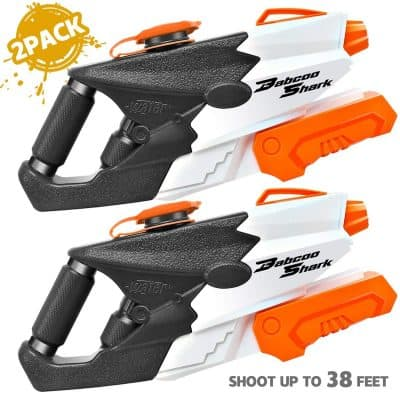 BABCOO 2 Pack Squirt Guns Water Toy