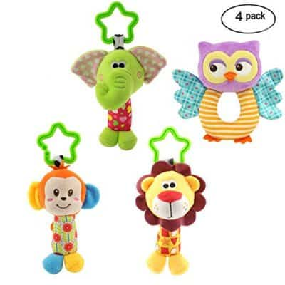MKONY Hanging Stroller Toy