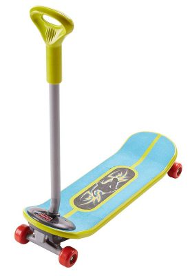 Fisher Price Grow-to-Pro 3-in-1 Skateboard