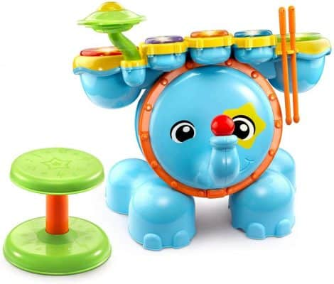 Vtech Zoom Jamz Stompin' Fun Drums