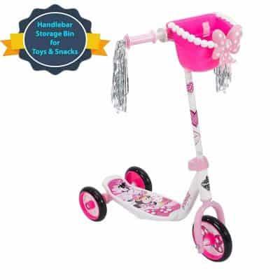 Huffy Three – Wheel Preschool Scooter