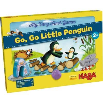 HABA My Very First Games- Go Go Little Penguin!