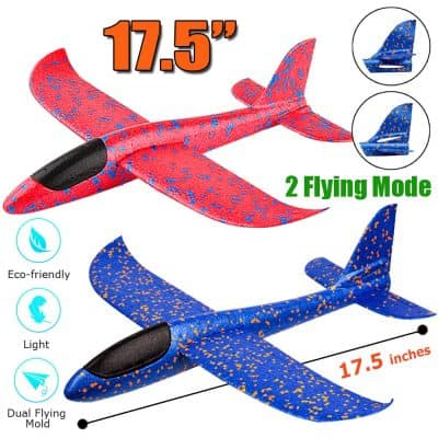 Bootaa 2 Pack Airplane Toy