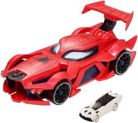 Hot Wheels Spider Man Launcher
