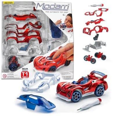 Modarri Delux T1 Track Car Red