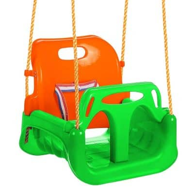 ANCHEER 3-in-1 Toddler Swing Seat