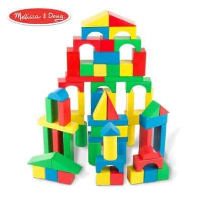 Melissa & Doug Building Blocks