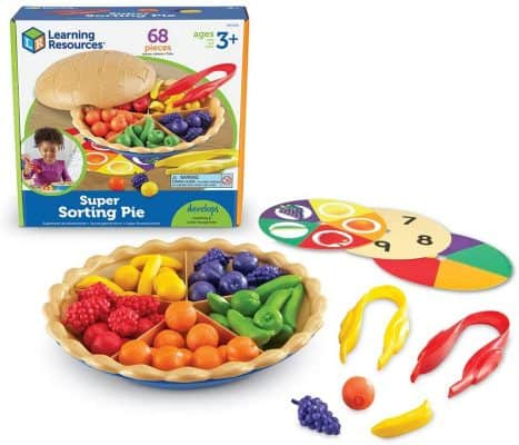 Learning Resources Fruit Pie