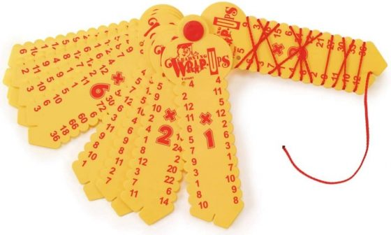 Learning Wrap-Ups Multiplication Keys