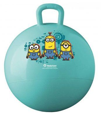 Hedstrom Minions Hopper Ball, Hop Ball for Kids, 15-Inch