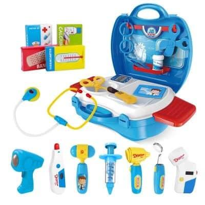 iBaseToy Doctor Kit for Kids