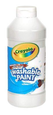Crayola Washable Paint White Art Tools