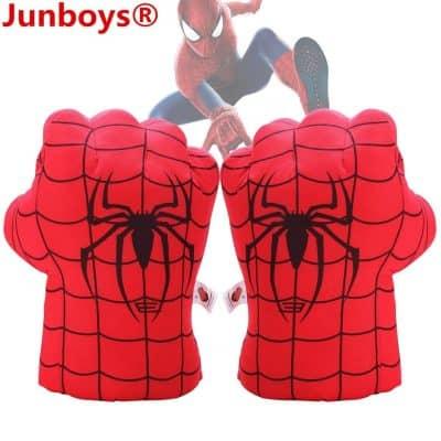 Junboys Plush Kids Boxing Glove Superman Toys