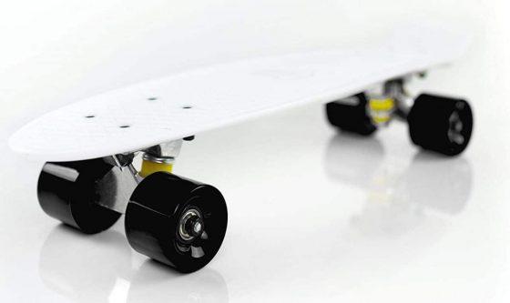 """The Boss Board – Complete 22"""" Vintage Skateboard"""