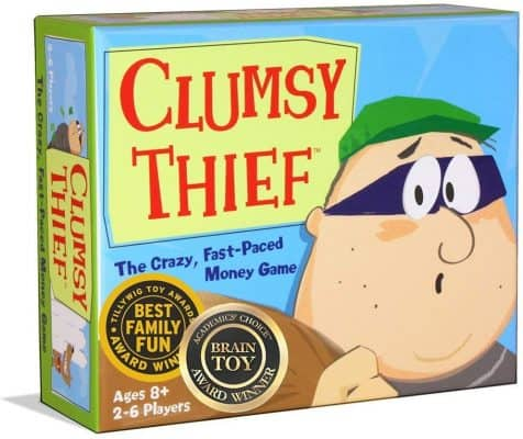 Melon Rid Clumpsy Thief Money Game