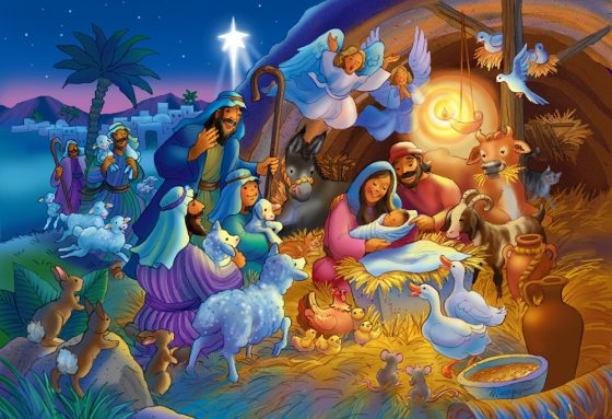 Vermont Christmas Company Heavenly Night