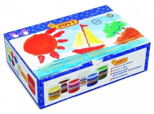 Jovi Finger Paint Boxed Set