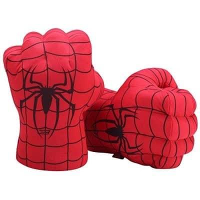 Superhero Gloves Hands Fists for Kids