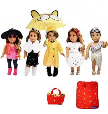 Weardoll 18Inch Doll Clothes and Accessories