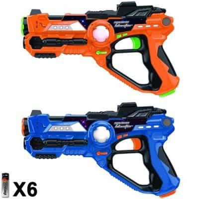 Toyard Laser Tag Gun Set (2 Players)