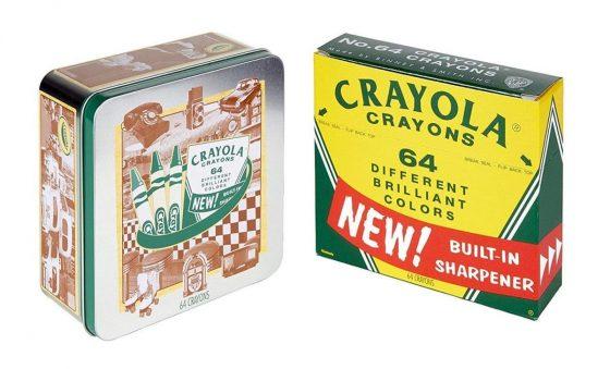 Crayola 60th Anniversary 64Count Crayon Set