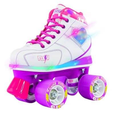 Crazy Skates Flash Roller Skates for Girls