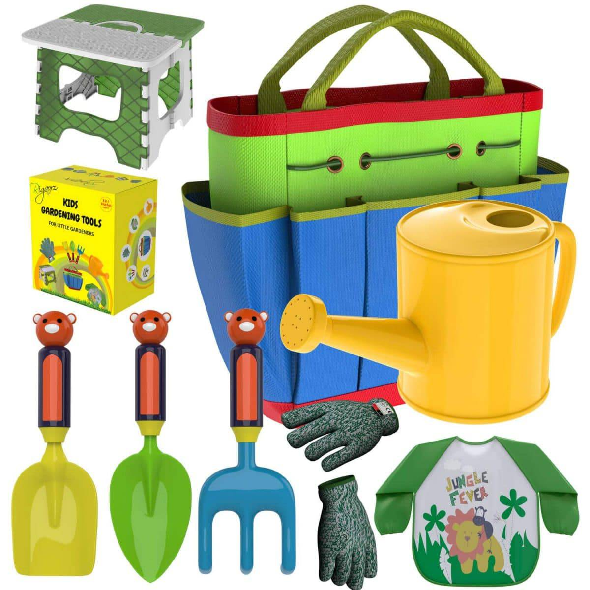 Best Gardening Tools For Kids 2020 Littleonemag