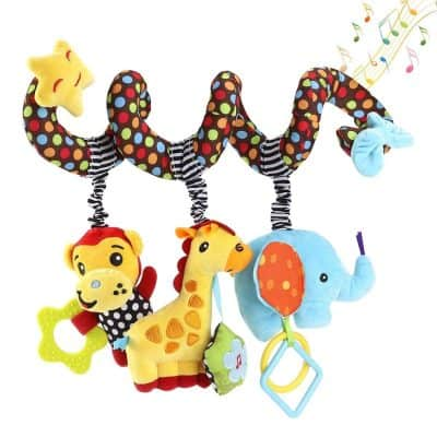Hanging Willway Infant Educational Stroller