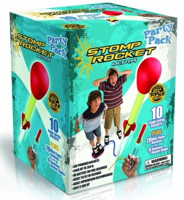Stomp Rocket Ultra Rocket Party Pack