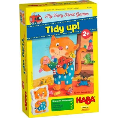 HABA My Very First Games Tidy Up!