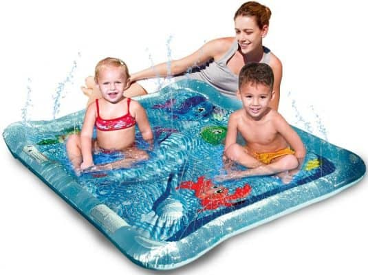 Bundaloo Kiddie Squirt Pool