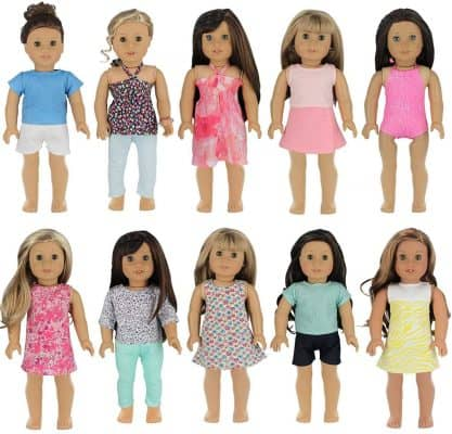 PZAS Toys and 18inch Doll Clothes