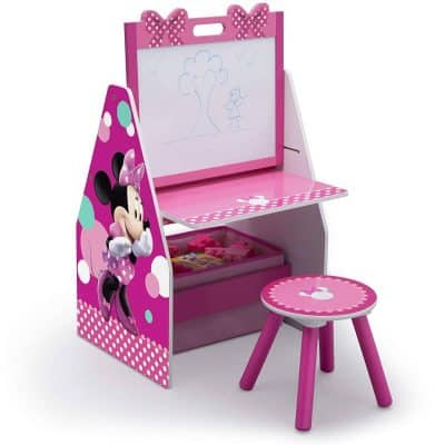 Delta Children Deluxe Easel Toy Table