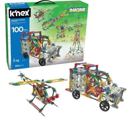 K'NEX 100 Model Imagine Building Set