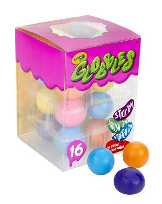 Crayola Globbles 16Count, Squish & Fidget Toys