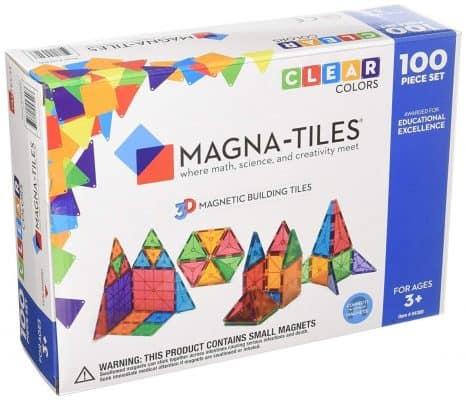 Magna-Tiles 3D Magnetic Building Set