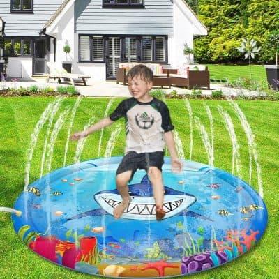 Dillitop Splash Play Mat