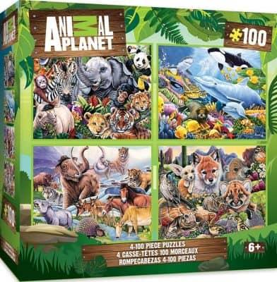 MasterPieces Animal Planet